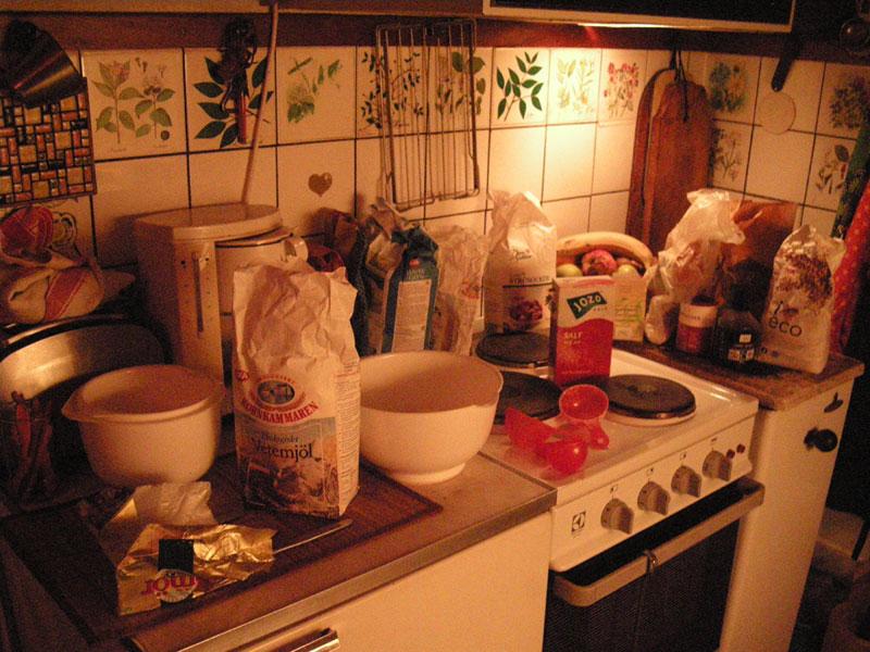 Avundsjuk på mitt kök?