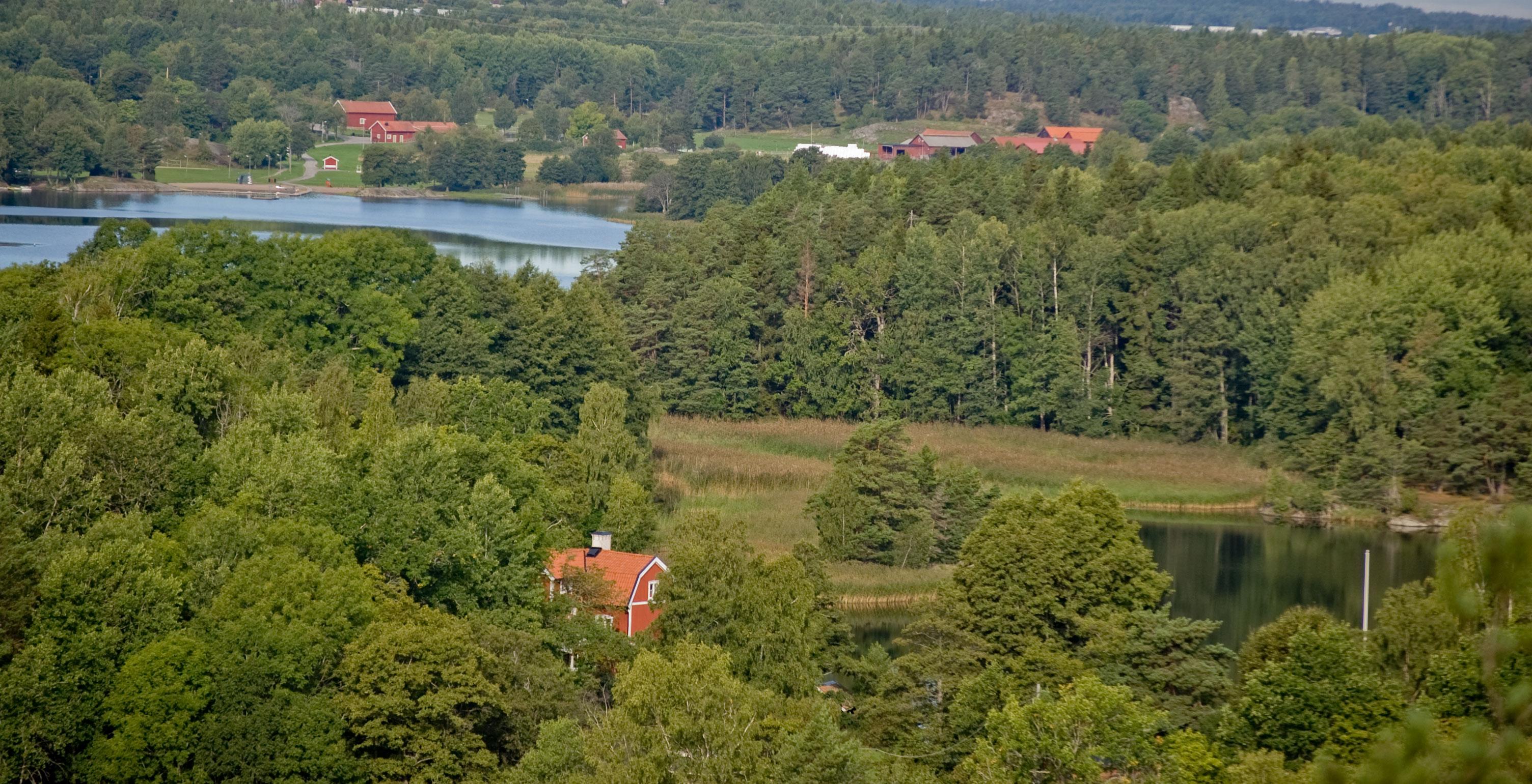 Huset vid Albysjön