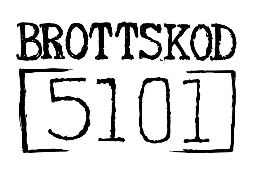 Brottskod 5101 jpg