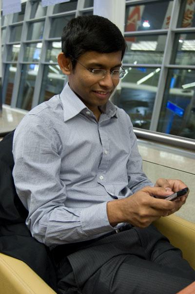 Apu from Bangladesh