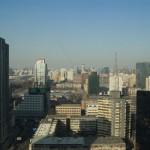 Utsikt från 26e våningen
