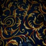 Vackert mönster gallerians hiss