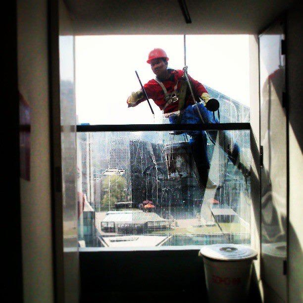 Fönsterskrapare