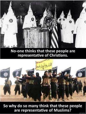 KKK ISIS